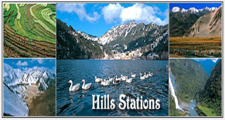 Hill Stations