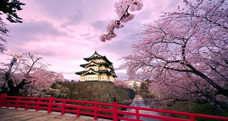 Hirosaki Castle Japan Wide