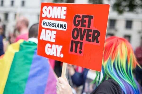 10 countries that disapproves gay people
