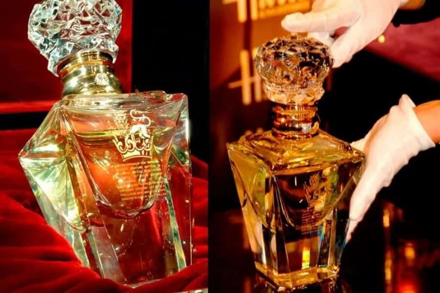 Top 10 Most Expensive Fragrances in the World (Perfumes)